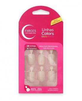Fhaces Unhas Colors Pérola - U3057