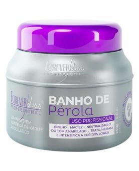 Forever Liss Banho de Pérola Máscara 250g - 7403