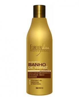 Forever Liss Banho de Verniz Shampoo 500 ml - 7746