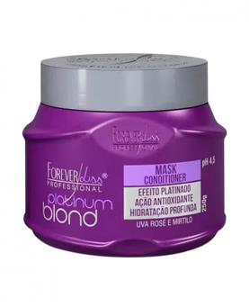 Forever Liss Platinum Blond Máscara Capilar 250g - 7090