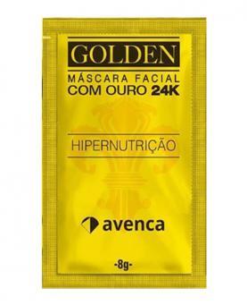Avenca Máscara Golden Sachê 8g - 2322