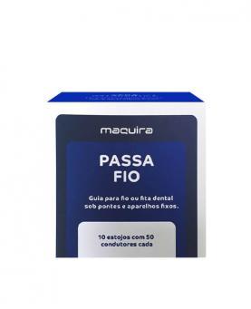Maquira Passa Fio Kit com 10 - 1002