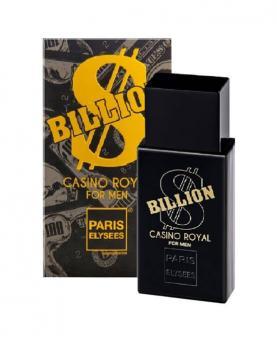 Paris Elysees Men Billion Casino Royal 100ml - 3064