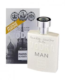 Paris Elysees Men Vodka Man 100ml - 2920