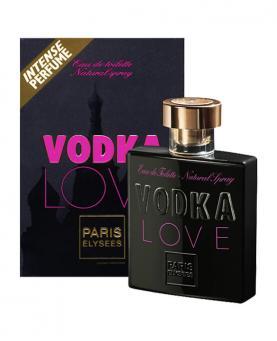 Paris Elysees Woman Vodka Love 100ml - 2951