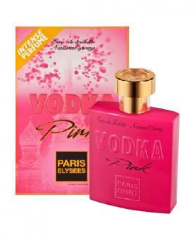 Paris Elysees Woman Vodka Pink 100ml - 2937