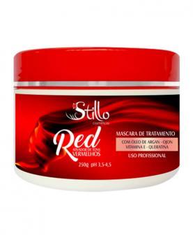 Stillo Máscara Ativadora Red 250g - PD0134