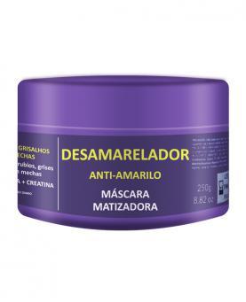 Kera Brasil Desamarelador Máscara Matizadora 250ml - 23006