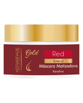 Kera Brasil Red Extend Máscara Matizadora 250g - 23005