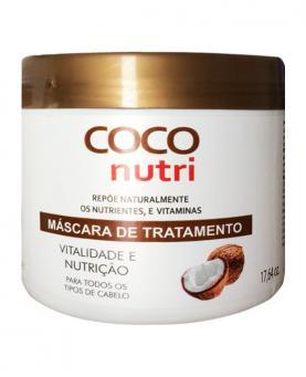 Kera Brasil Coco Nutri Máscara de Tratamento 500g - 44322