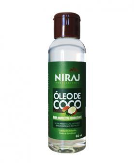 Niraj Óleo de Coco 60ml - 4370