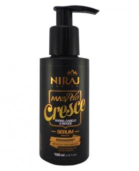 Niraj Cresce Barba Sérum 120ml - 4566