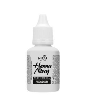 Niraj Fixador de Henna 20ml - 4012