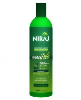 Niraj Mais Pelo Condicionador 400ml - 4346