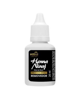 Niraj Removedor de Henna 20ml - 4011