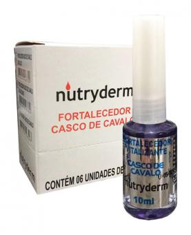 Nutryderm Casco de Cavalo Vitalizante 10ml - 9119