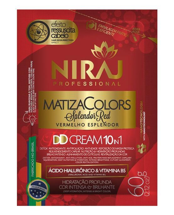 1182eaf0f Niraj Condicionador Matizante Colors Sachê Vermelho Esplendor 60g - 49424